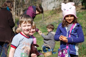 8th Annual Easter Egg Hunt @ Tregaron Conservancy