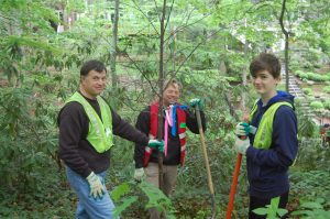 Volunteer Tree Planting with Casey Trees @ Tregaron Conservancy