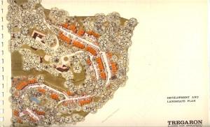 1981 Planned Unit Development for 120 houses at Tregaron