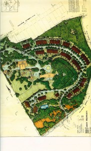 1997 Batal Builders' Proposal for 66 to 90 houses at Tregaron